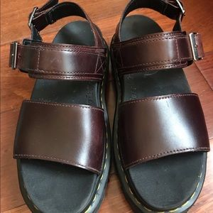 Dr. Martens Voss Charro Bando leather sandal